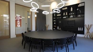 Photo of HALO: lámpatestek ultramodern kivitelben