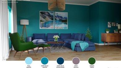 Photo of 6 álomszép, természet ihlette színpaletta a lakberendezéshez
