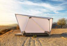 Photo of Jupe: bárhol felépíthető mobil jurta