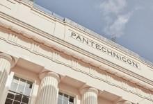 Photo of A londoni Pantechnicon nívós épülete a japán és a skandináv kultúrát kombinálja