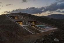 Photo of NCaved: egy domboldalba épített lenyűgöző rezidencia