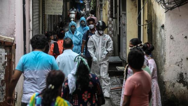 CORONAVIRUS PANDEMIC: India coronavirus cases hit 1.5 million, new study questions data