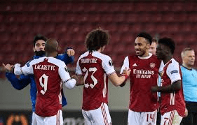 Europa League: Arsenal, Manchester United, Rangers qualify for Round of 16
