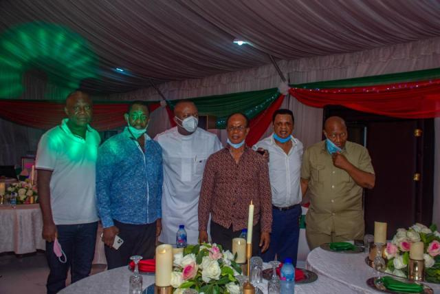 VAL OZIGBO MEETS NDI ANAMBRA IN LAGOS, UNVEILS HIS VISION FOR A NEW ANAMBRA