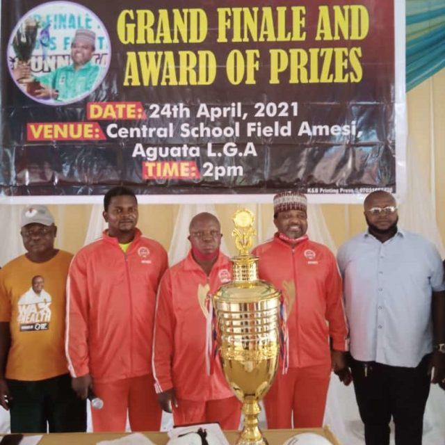 Isuofia Crown Champion of Aguata Community Shield