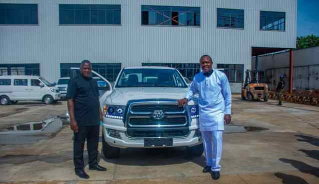 Anambra can be the most significant industrial hub in Africa if…..  Val Ozigbo