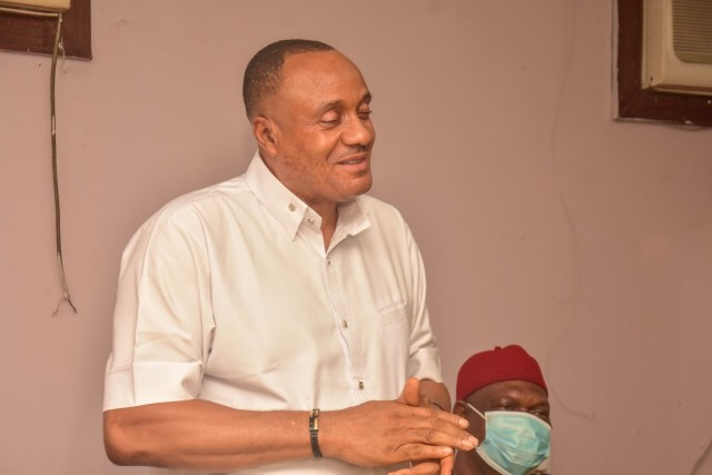 Dr. Chidozie Nwankwo Meets with Anambra North APC Stakeholders.