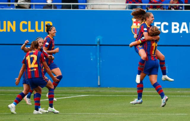 Barcelona To Play Chelsea As They Battle  For UEFA Women's Champions League Trophy