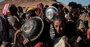 1.7 Million Children Displaced In Tigray