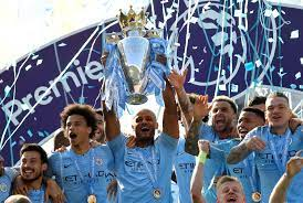 Manchester City Wins League Title.