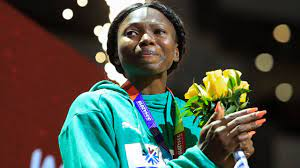 Ese Brume Redeems Nigeria, Wins Medal At the Ongoing Olympics