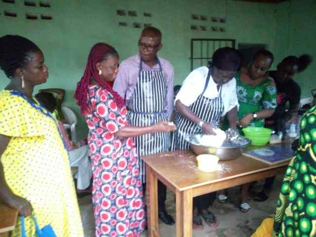Anambra Women Trained On Processing Of Bio Fortified Crops Into Food And Recipes
