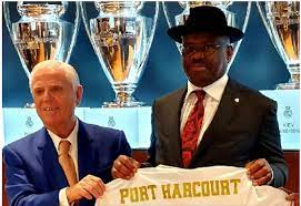 Governor Wike Ratifies Real Madrid Partnership to Include Females