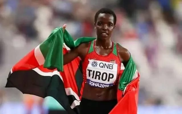 25-Year-Old Tokyo Olympic Star And World Championship Medalist, Agnes Jebet Tirop Murdered