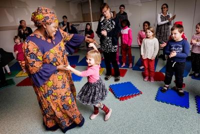 Workshop at Daycare
