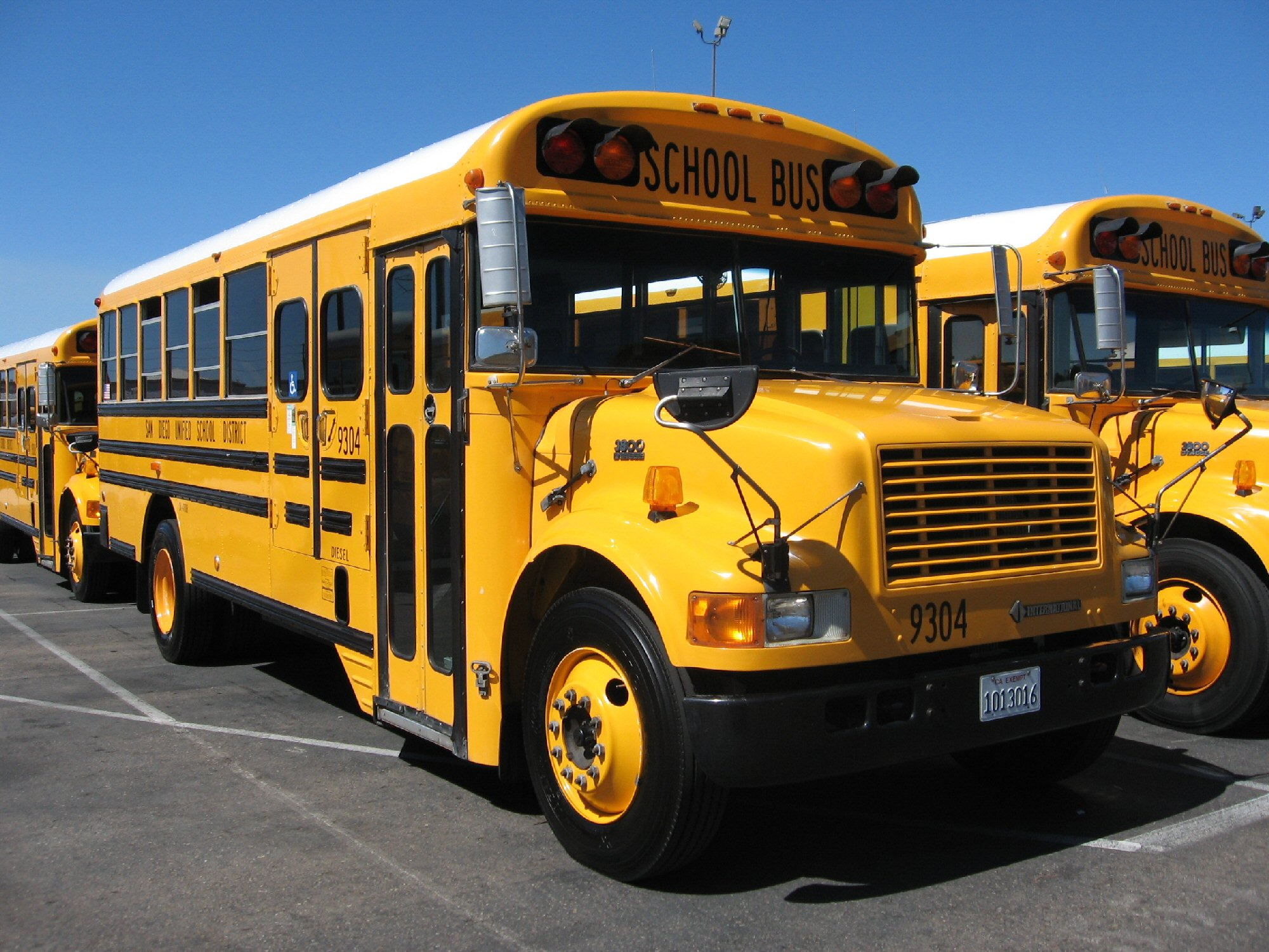 Legislators Restore School Bus Funding Cut General