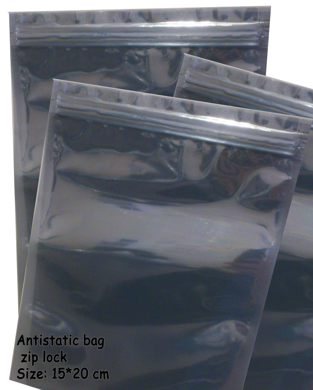 Antistatic bag 15x20 cm