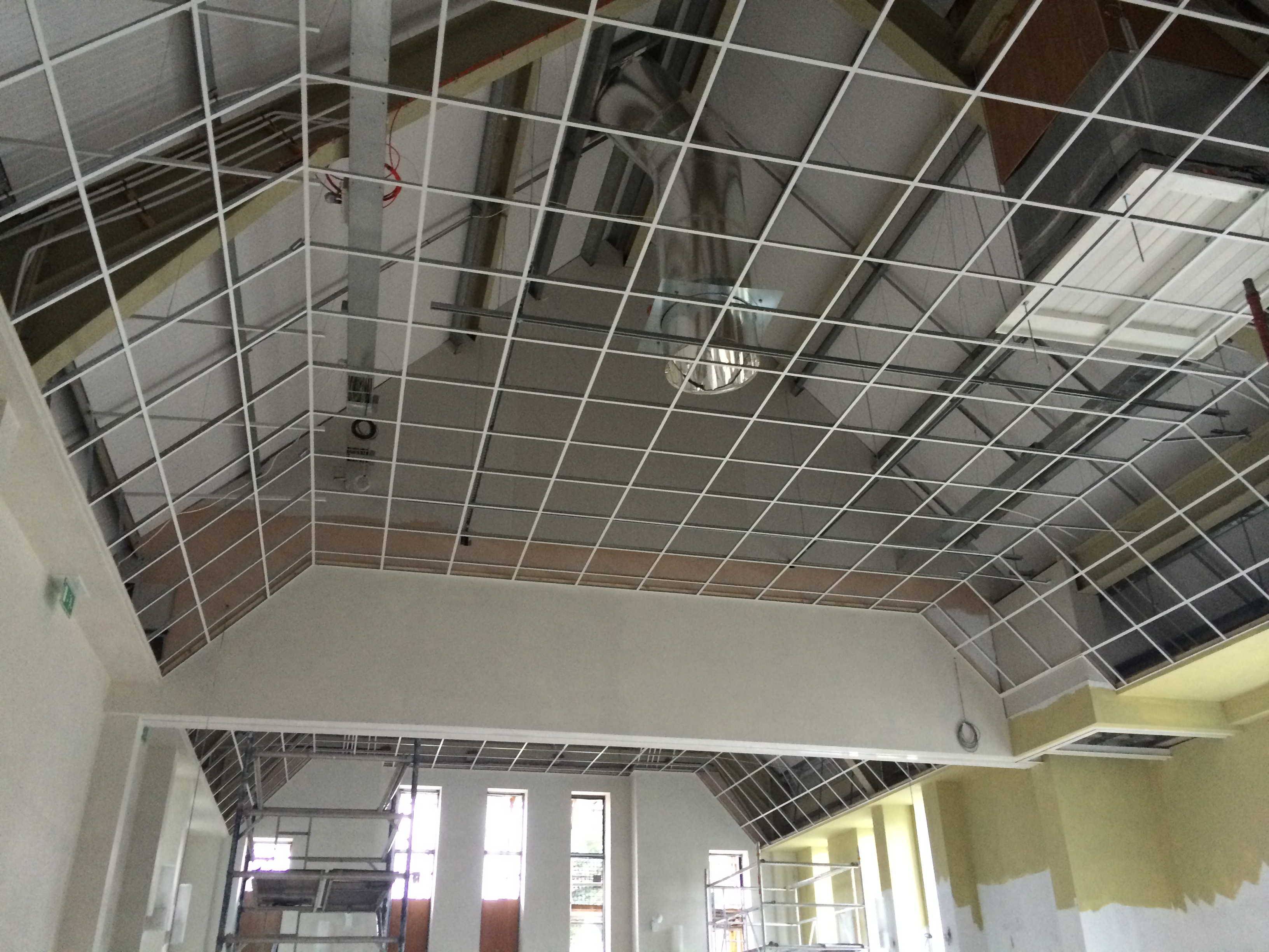Kp False And Suspended Ceilings In Manchester Best Prices