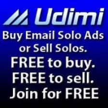 Udimi - Buy Solo Ads
