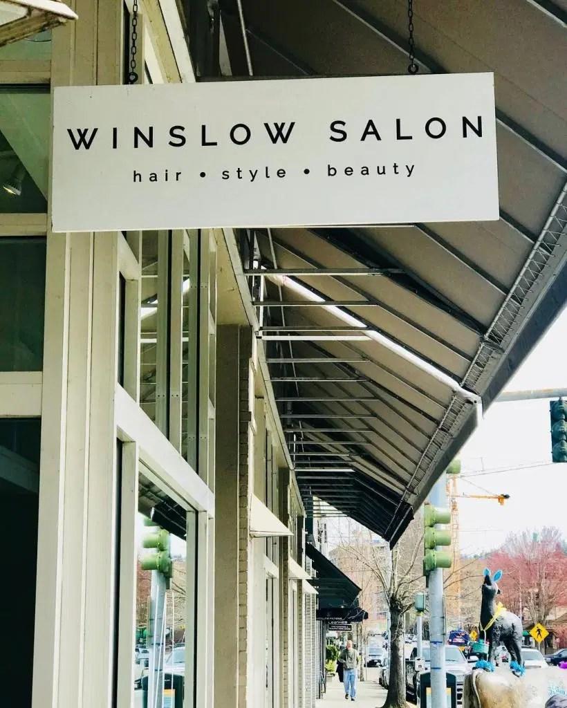 Winslow Salon, City Guide Kirkland WA