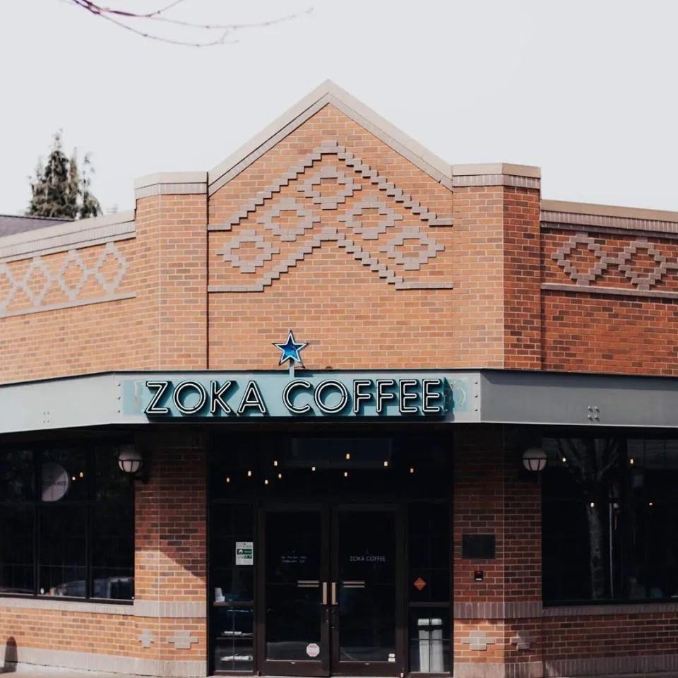 Zoka Coffee, City Guide Kirkland, WA