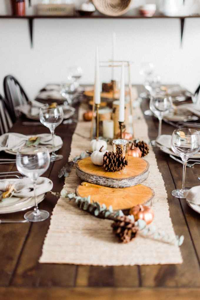rustic-organic-thanksgiving-tablescape