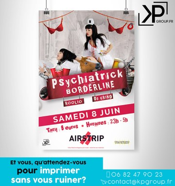 FLYER AIRSTRIP (FRANCE)