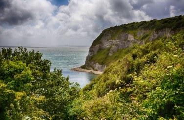 Bembridge Cliffs