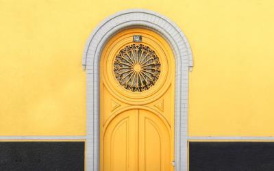 The Psychology of Colour (yellow)