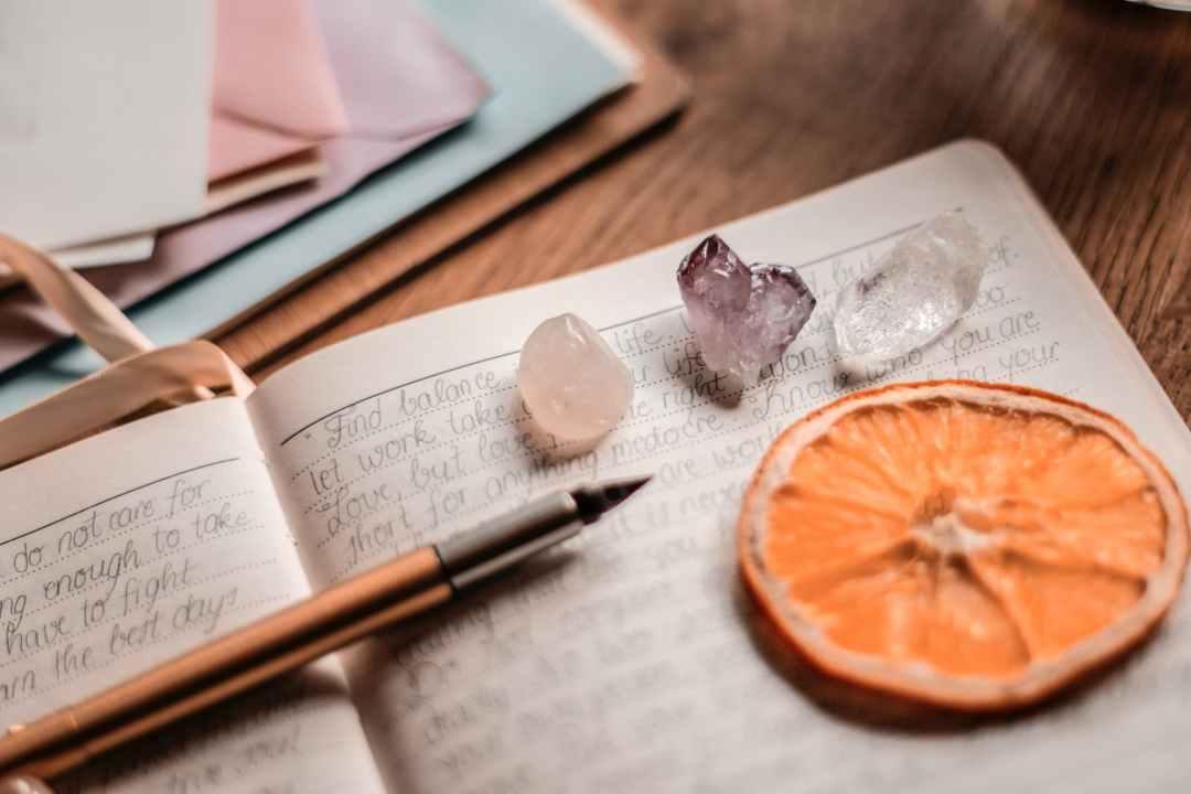 journaling to assess work-life harmony