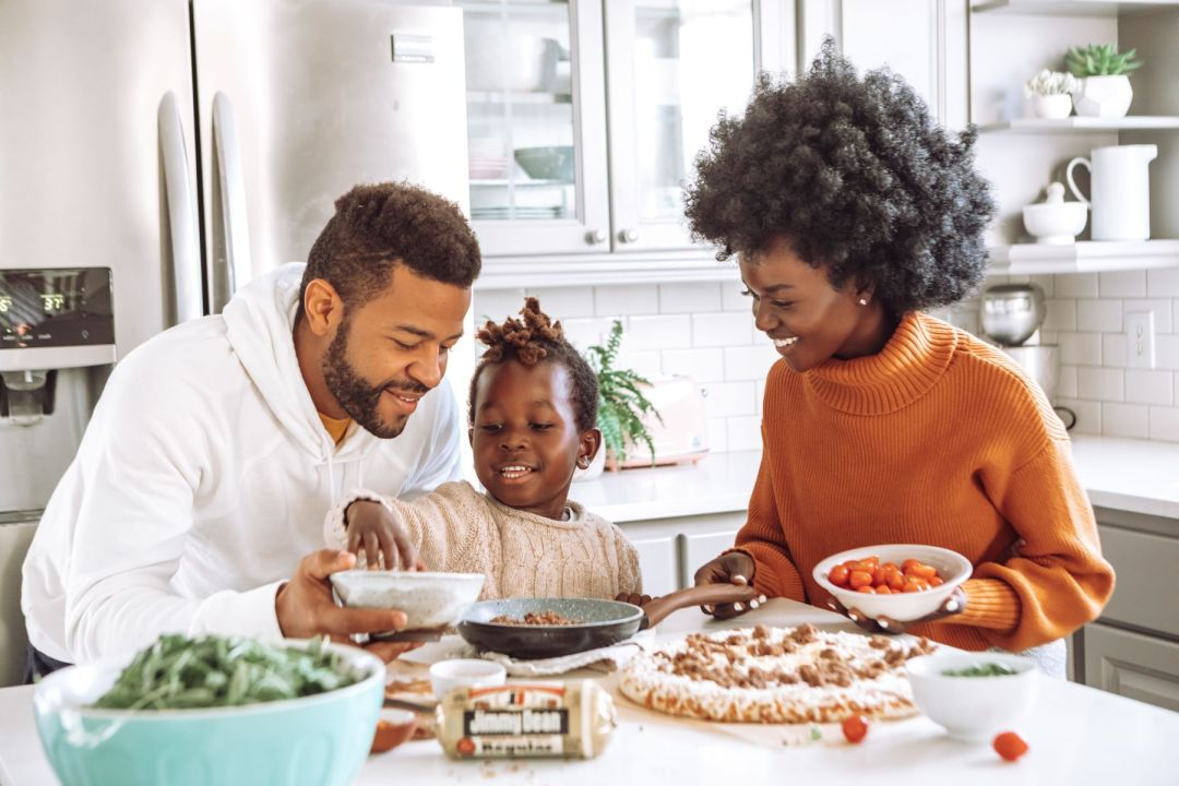 connecting with extented families