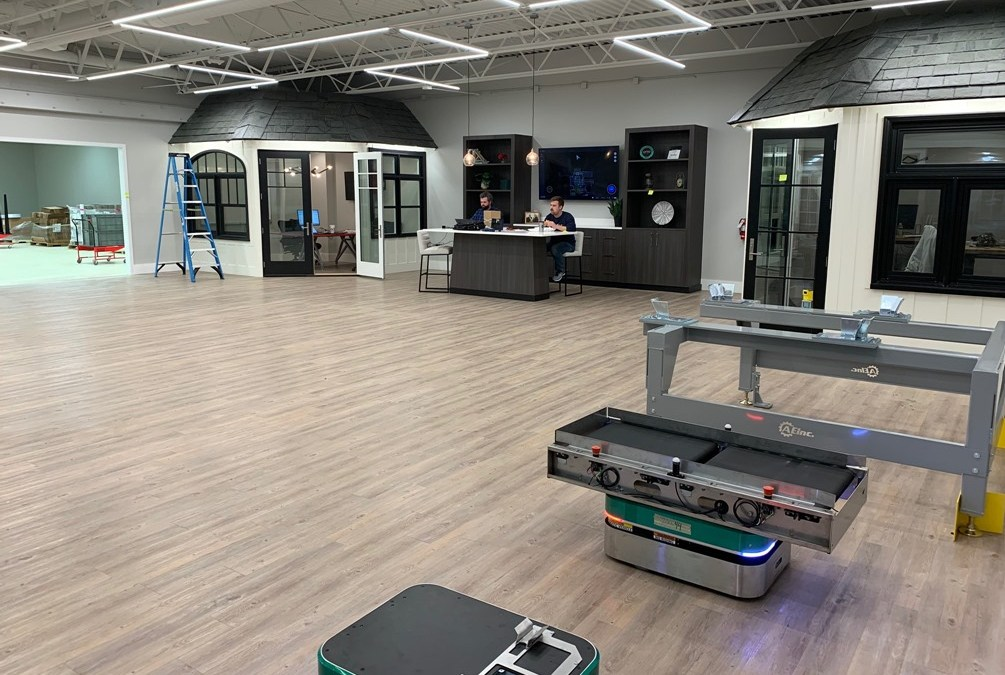 Renovation at the Michigan Center of Excellence