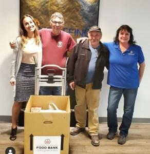 Veterans Box Donations