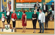 Zawody w akrobatyce ruda śląska 2014