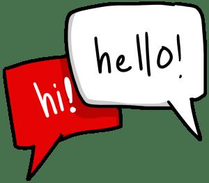 greeting, hi, hello