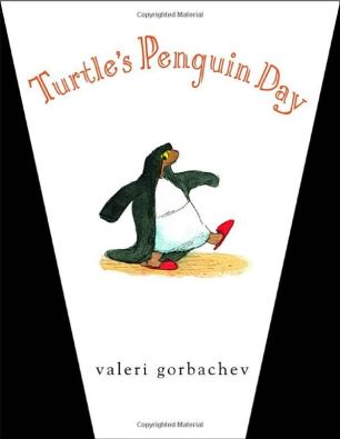 Turtle's Penguin Day