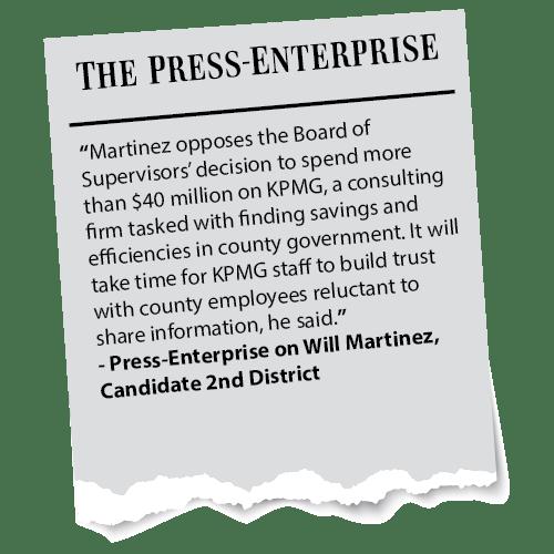 KPMG Hurts Riverside – KPMG is hurting the residents of Riverside