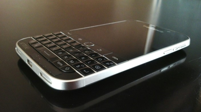 BlackBerry Classic Final Specs « KPODSM