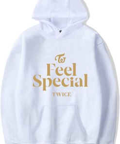 Sweat Twice Feel Special Blanc Kpop