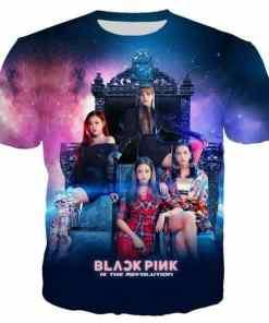 T-Shirt Blackpink Magic