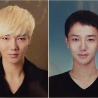 Yesung reveals two ID pictures 'Yesung&Kim Jongwoon'