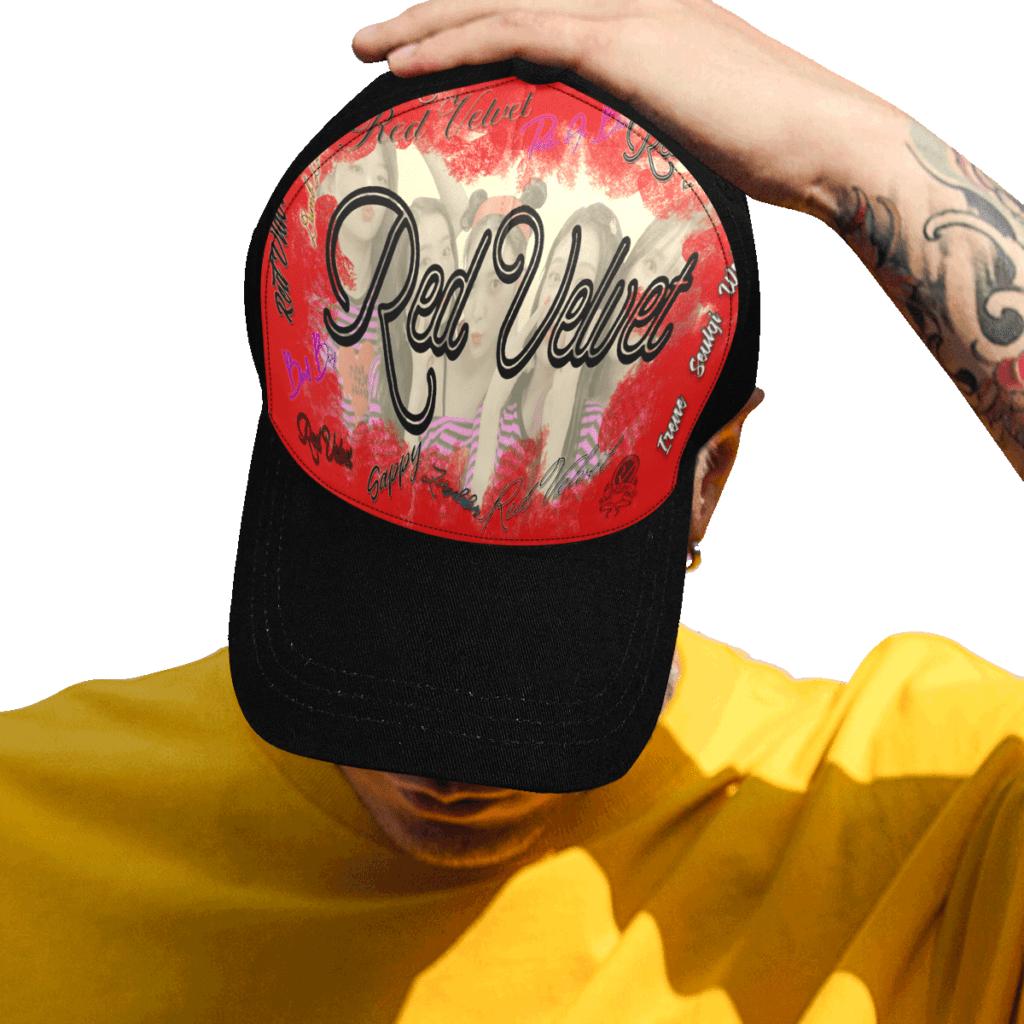 Red Velvet Unisex Baseball Cap