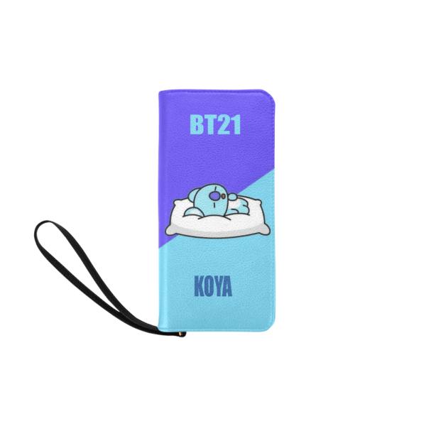BT21 Koya Clutch Purse