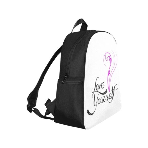 BTS Love Yourself Multi-Pocket Backpack