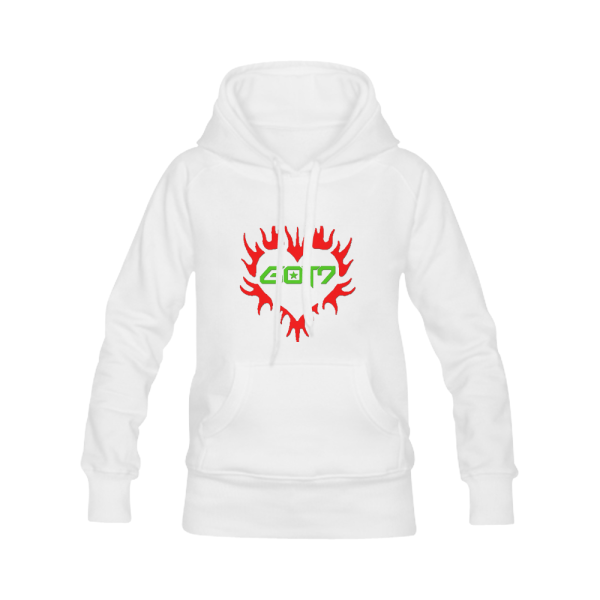 GOT7 Heart Logo Men Classic Hoodie