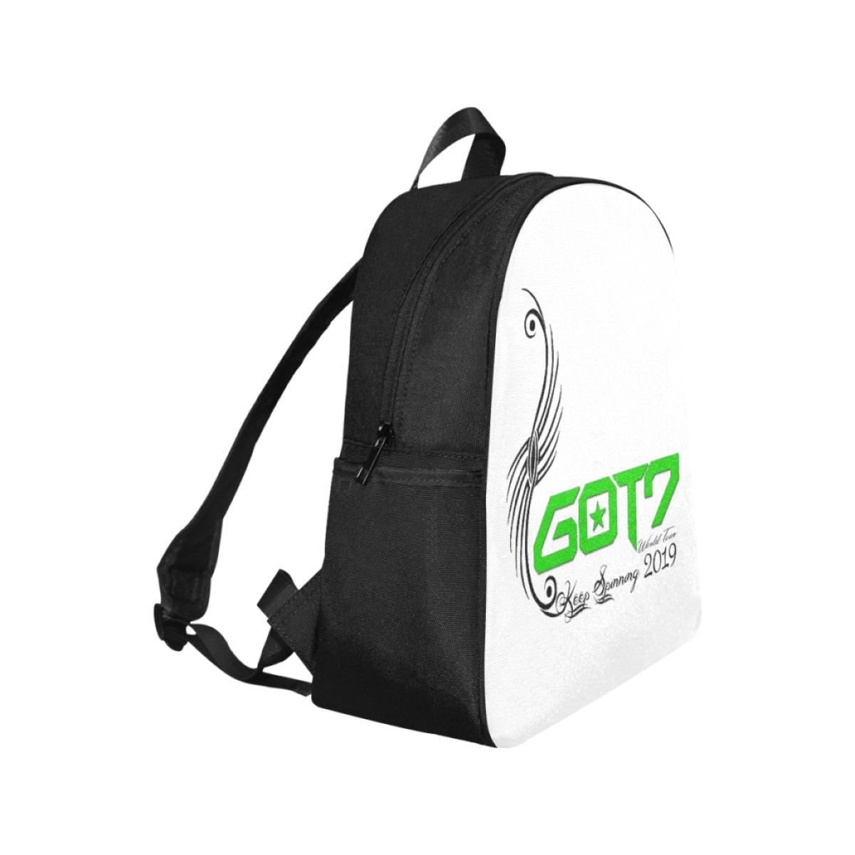 GOT7 World Tour Multi-Pocket Backpack