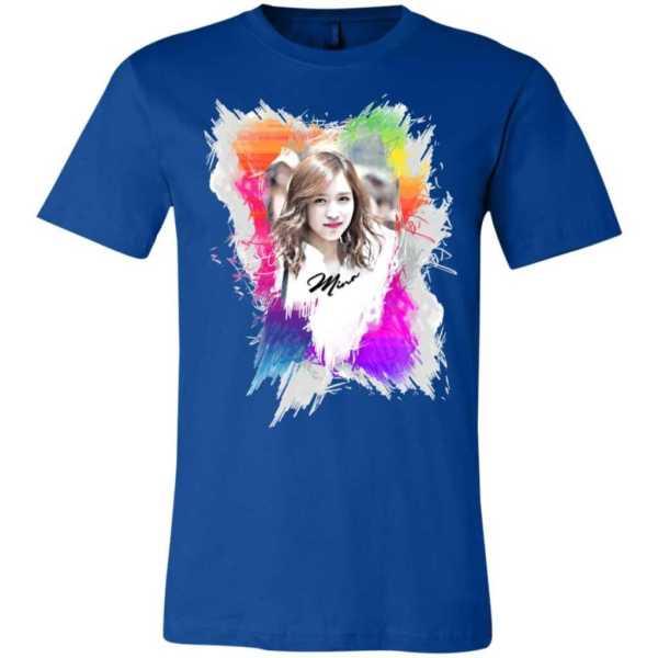 Twice Mina Unisex Jersey T-Shirt