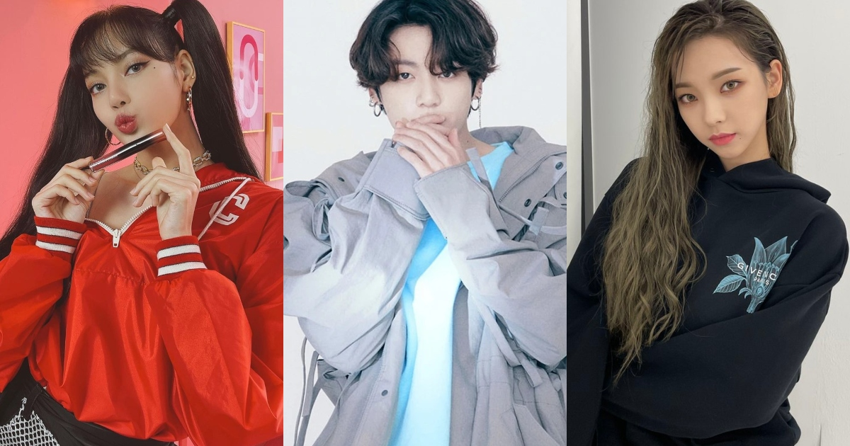 BLACKPINK, BTS, and More: Korean Media Outlet Names the Idols Most Loved by Luxury Brands