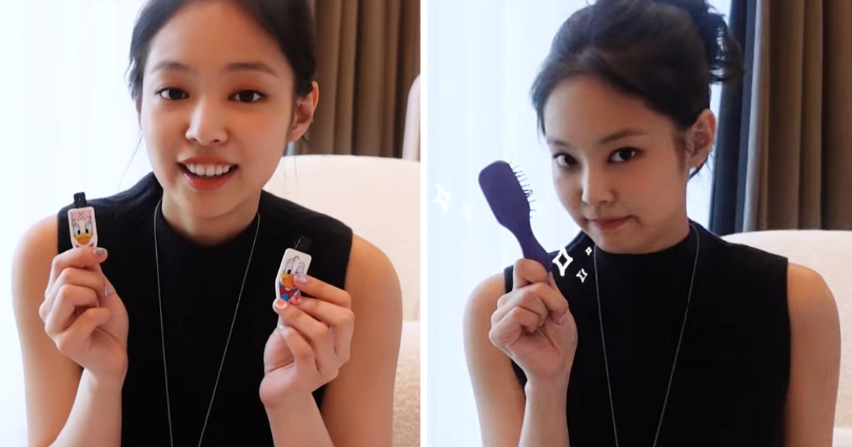 Here Are 12 Must-Have Essentials BLACKPINK's Jennie Can't Live Without