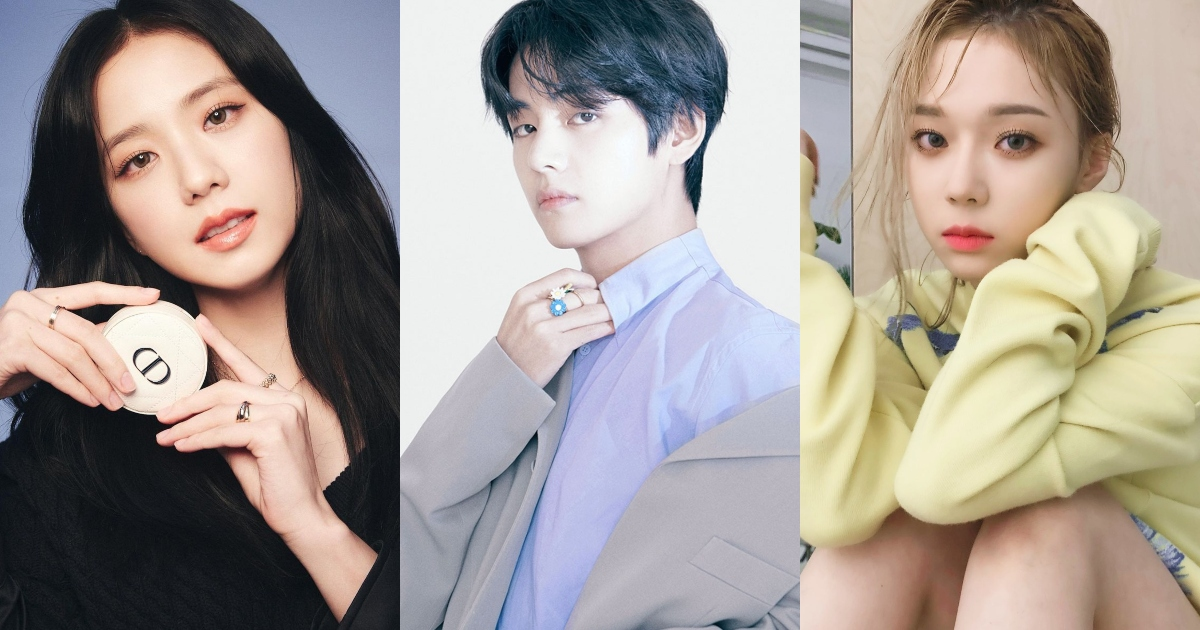 Experts Explain Why Luxury Brands are Hiring K-Pop Stars as Global Brand Ambassadors